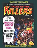 Tales Of The Killers: Gwandanaland Comics #2704 -- An Exciting True Crime and Horror Collection - Four Complete Issues